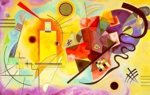 Synesthesia by Kandinsky