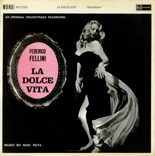 La Dolce Vita soundtrack by Nino Rota