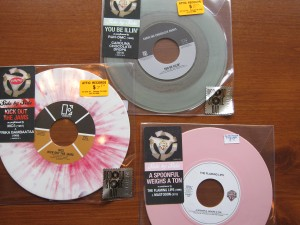 Record Store Day: Three 45s