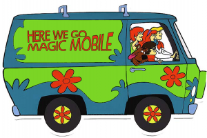 The Here We Go Magic Mobile