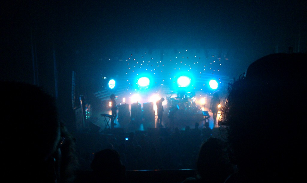 M83 @ Carnegie Library Music Hall