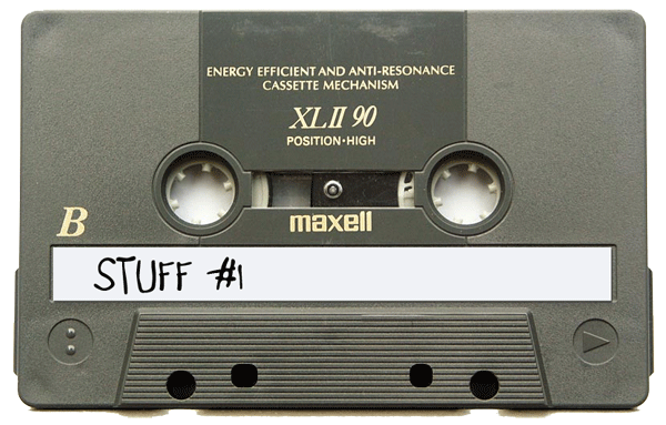 Stuff #1 Mixtape