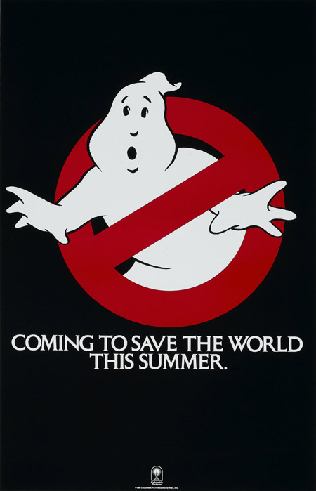 Ghostbusters Teaser poster