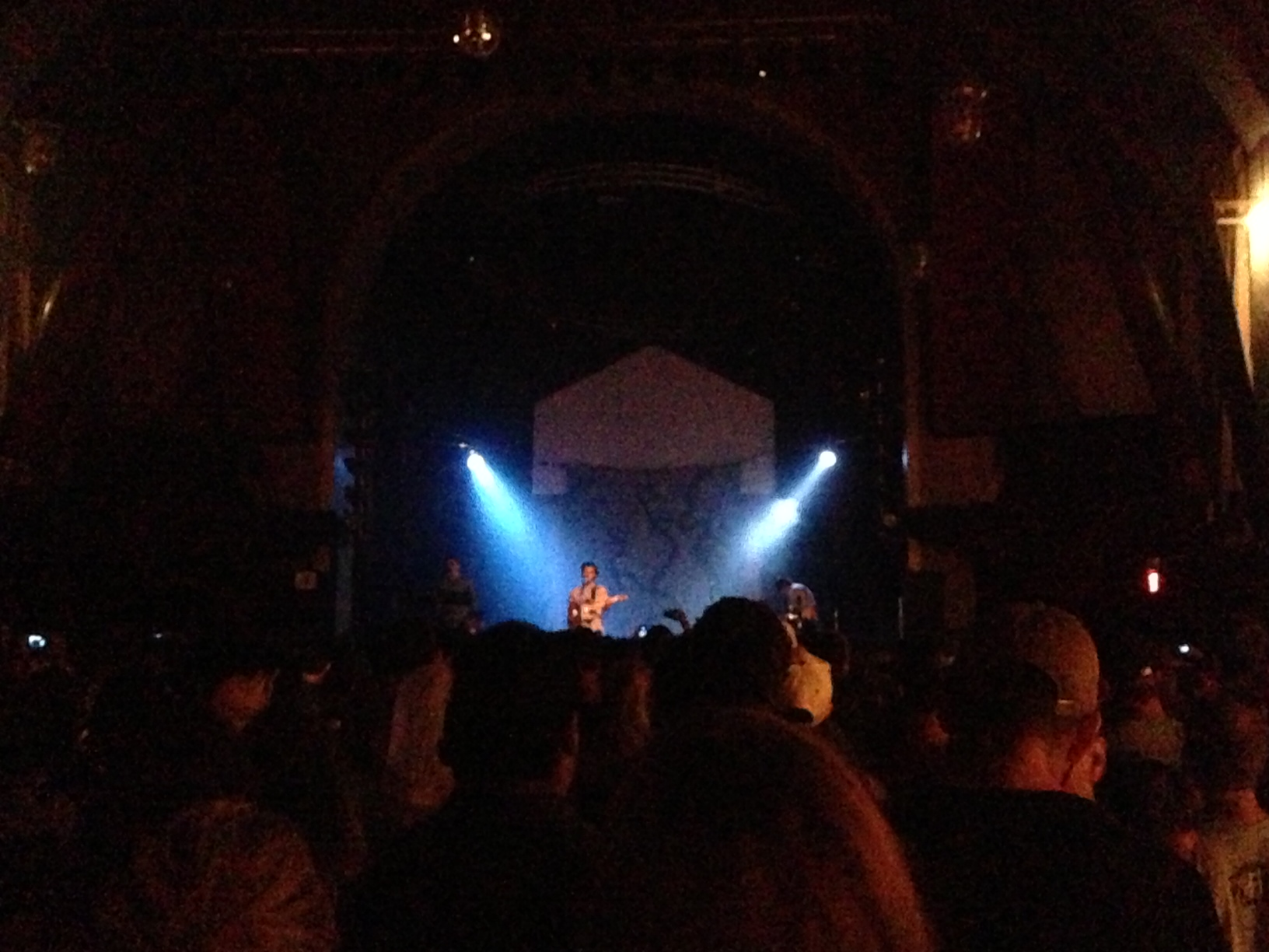 Alt-J at Mr. Smalls 6/10/13