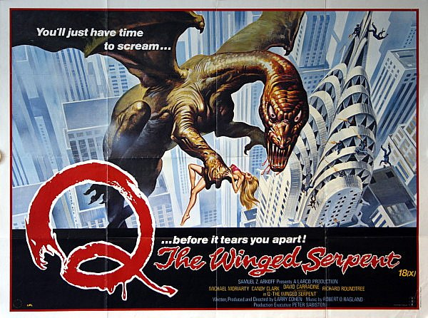 30hz Horror - Q The Winged Serpent