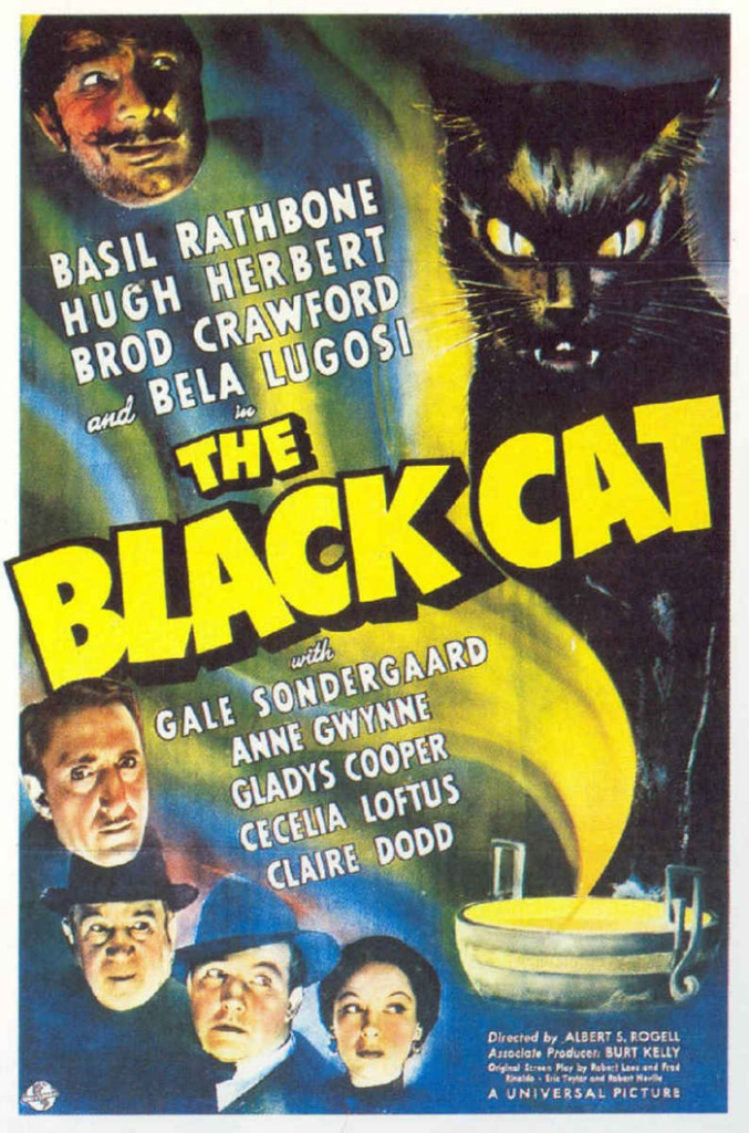 EL GATO NEGRO - The Black Cat - 1941