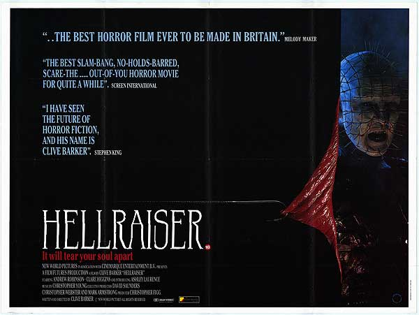 30Hz Horror - Hellraiser