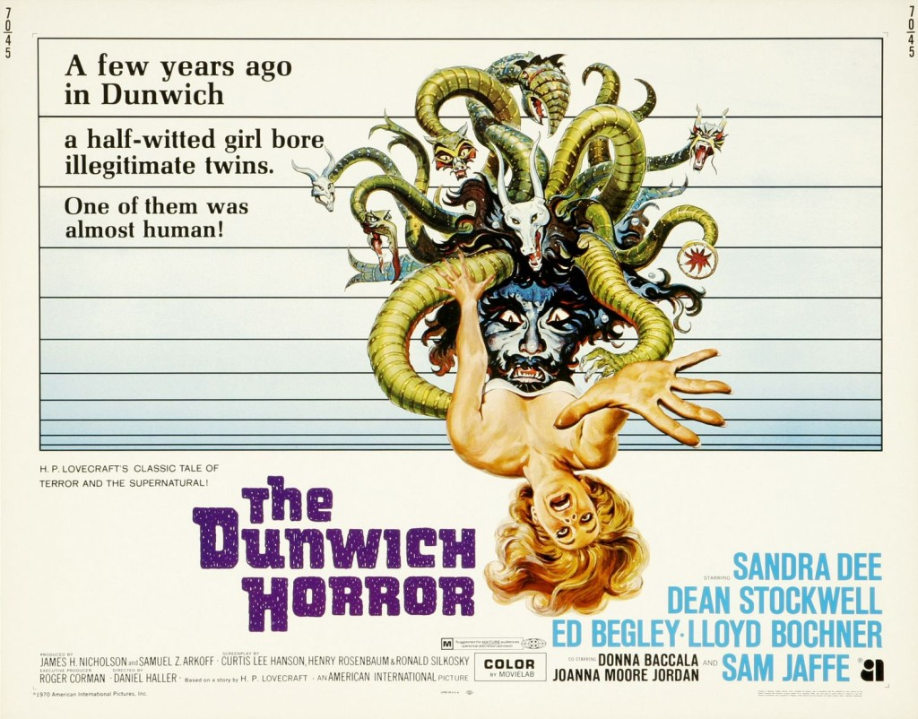 30Hz Horror - The Dunwich Horror