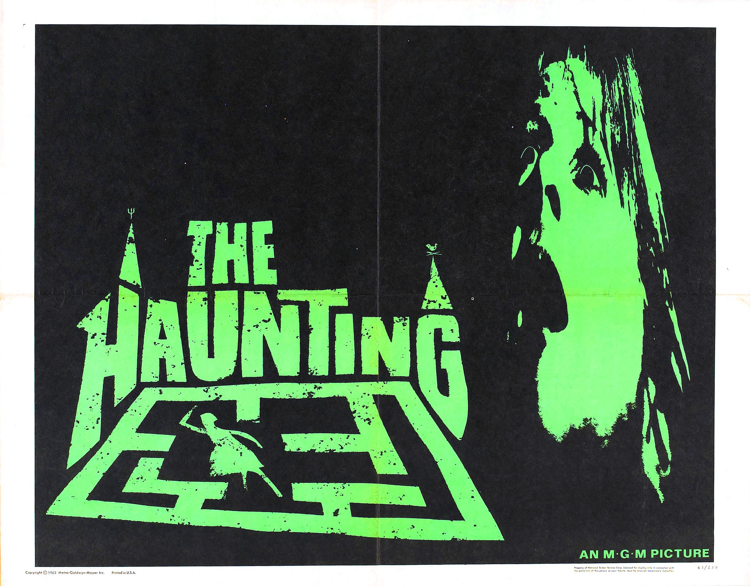 30Hz Horror - The Haunting (1963)
