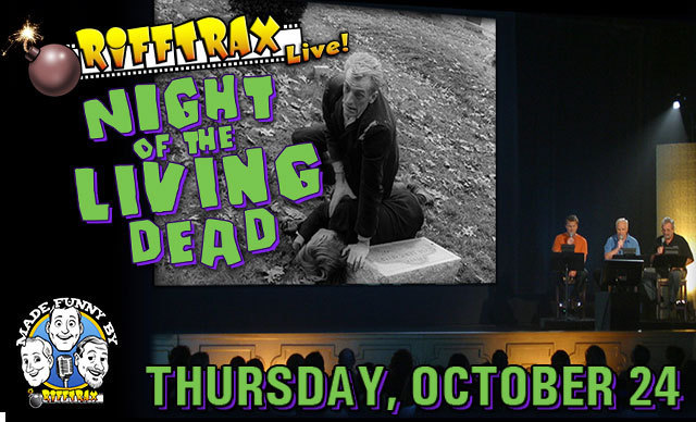 30Hz Horror - Night of the Living Dead Rifftrax