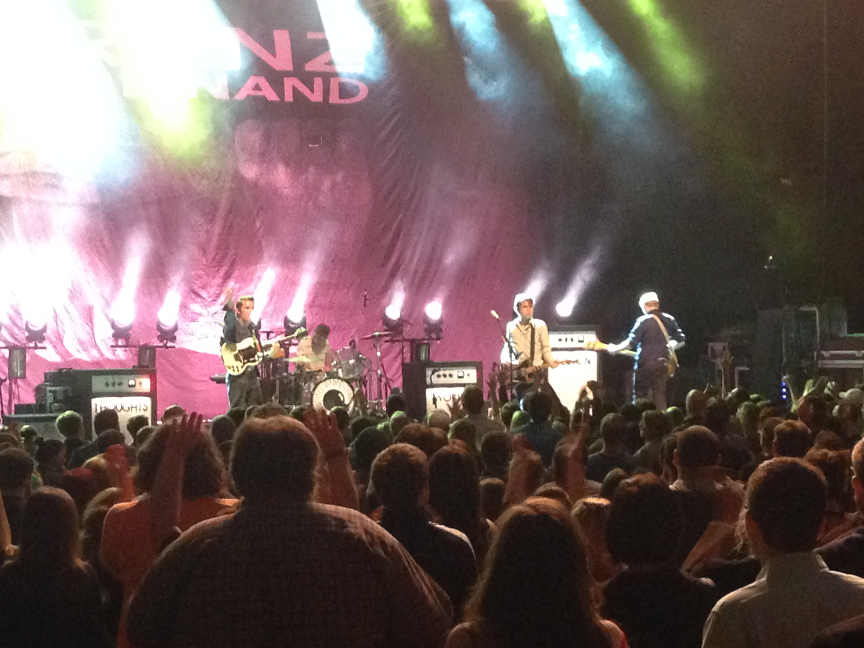 Franz Ferdinand @ Tower Theater