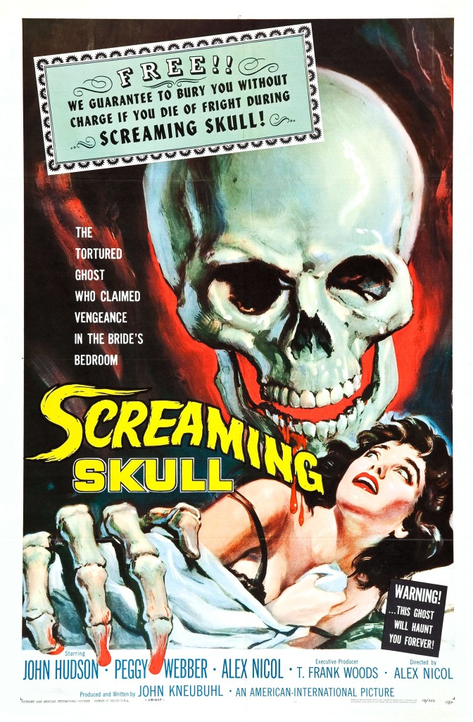 30Hz Horror - The Screaming Skull