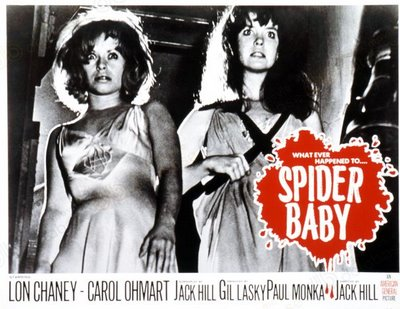 30Hz Horror - Spider Baby