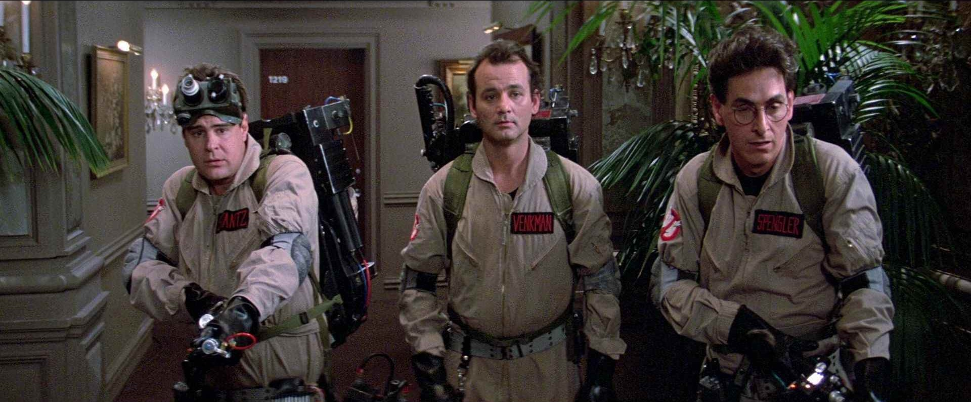 There's Time - Ghostbusters