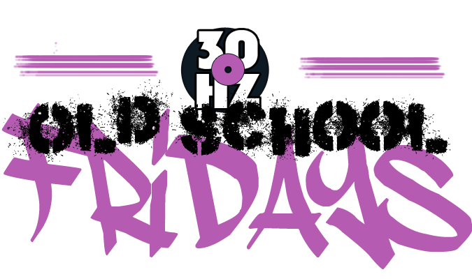 Old School Fridays logo