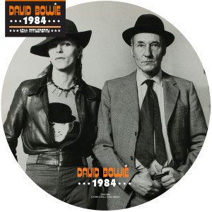 David Bowie 1984 Picture Disc