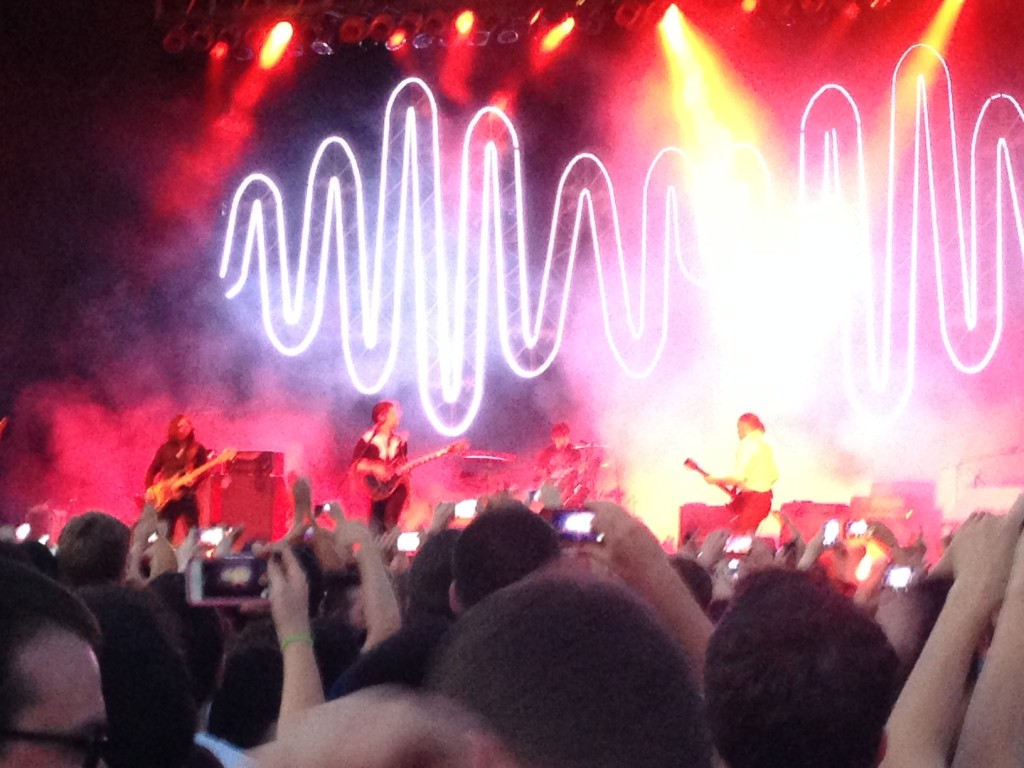 Arctic Monkeys @ Stage AE
