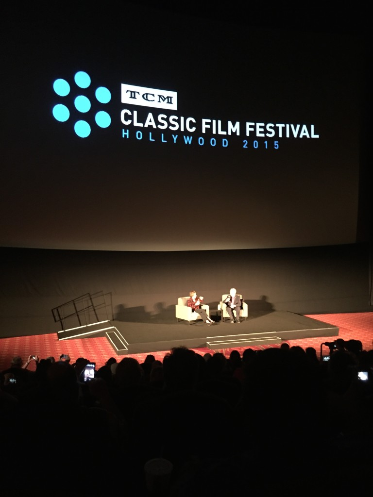 2015 TCM Film Festival - Shirley MacLaine The Apartment