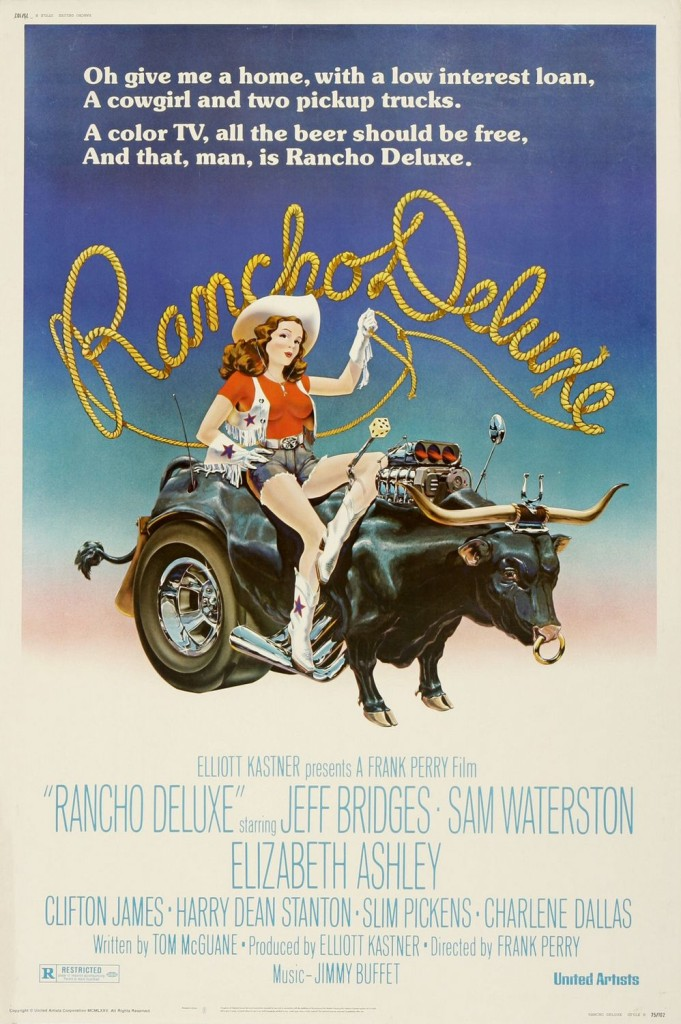 Rancho Deluxe movie poster