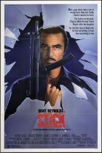 Stick burt reynolds poster
