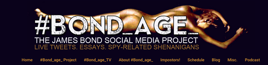 #Bond_age_ The James Bond Social Media Project