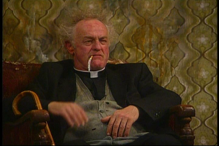 Father Jack Hackett