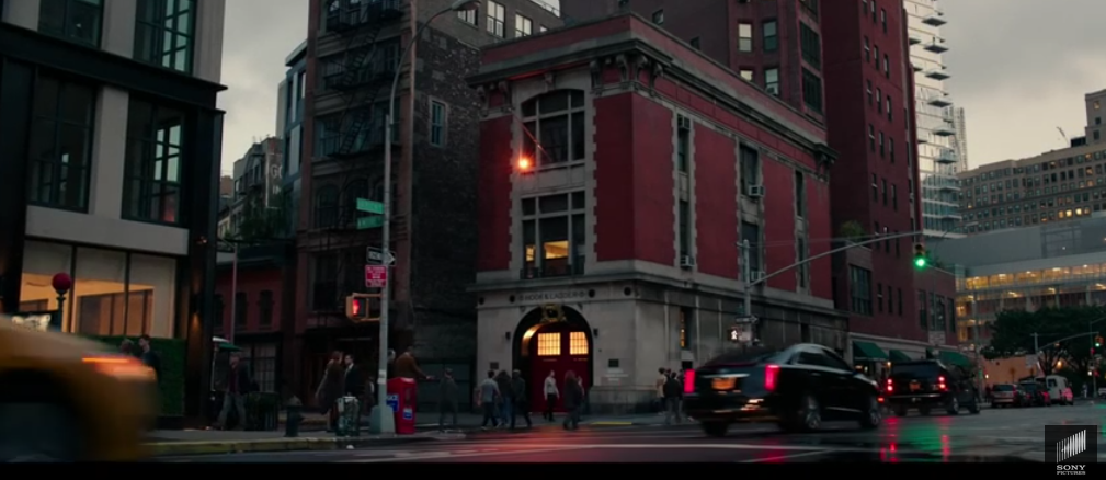 hook and ladder 8 ghostbusters trailer