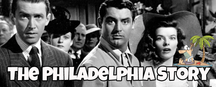 the philadelphia story desert island movies