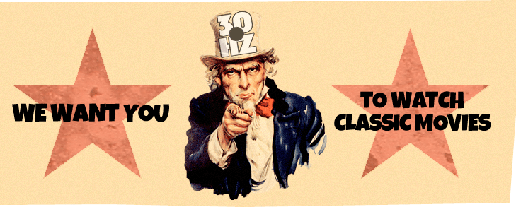 we want you to watch classic movies 30hz