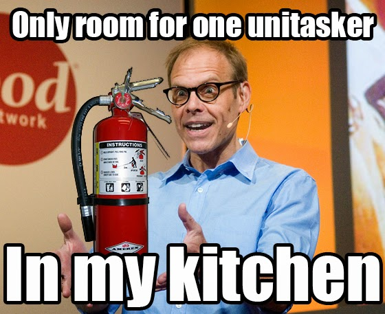 alton brown unitasker