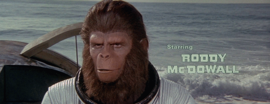 Roddy McDowall Planet of the Apes