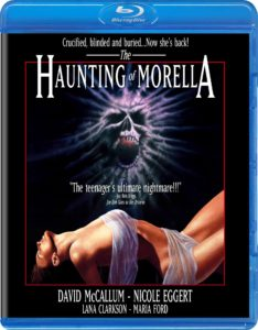 the haunting of morella blu-ray