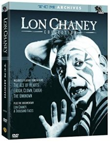 lon chaney collection dvd