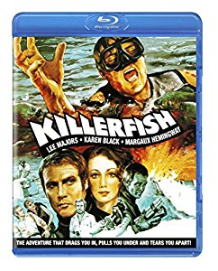 killerfish blu-ray 31 days of horror