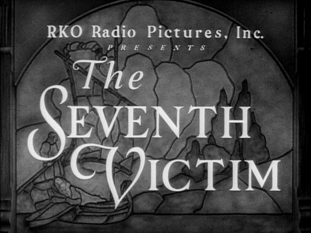 seventh victim title card