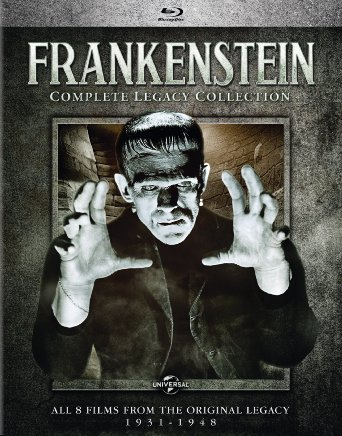 frankenstein legacy collection blu-ray