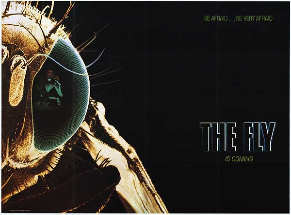 the fly 1986 31daysofhorror