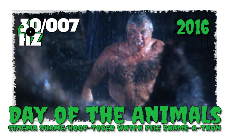 31 days of horror day of the animals