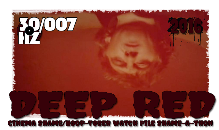 deep red 31 days of horror