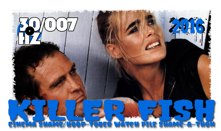 killer fish 1979 31 days of horror