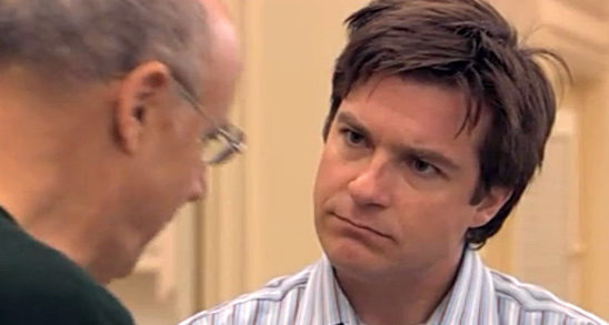awkward glare michael bluth