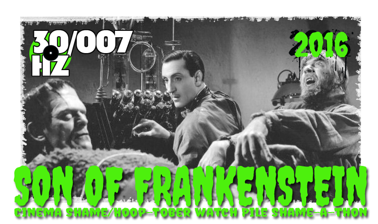 son of frankenstein 31 days of horror