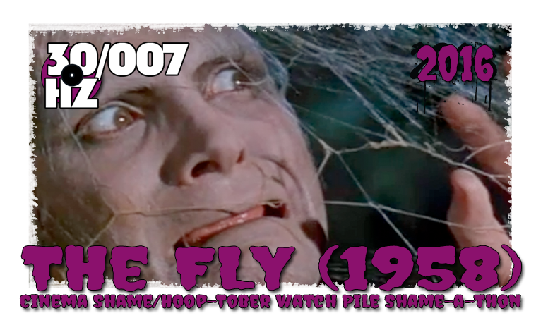 the fly 1958 31 days of horror