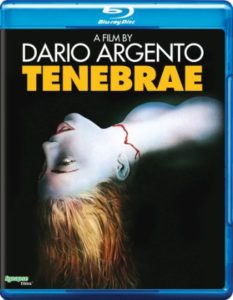 Tenebrae Blu-ray from Synapse