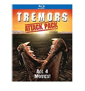 Tremors blu-ray