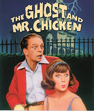 the ghost and mr. chicken blu-ray