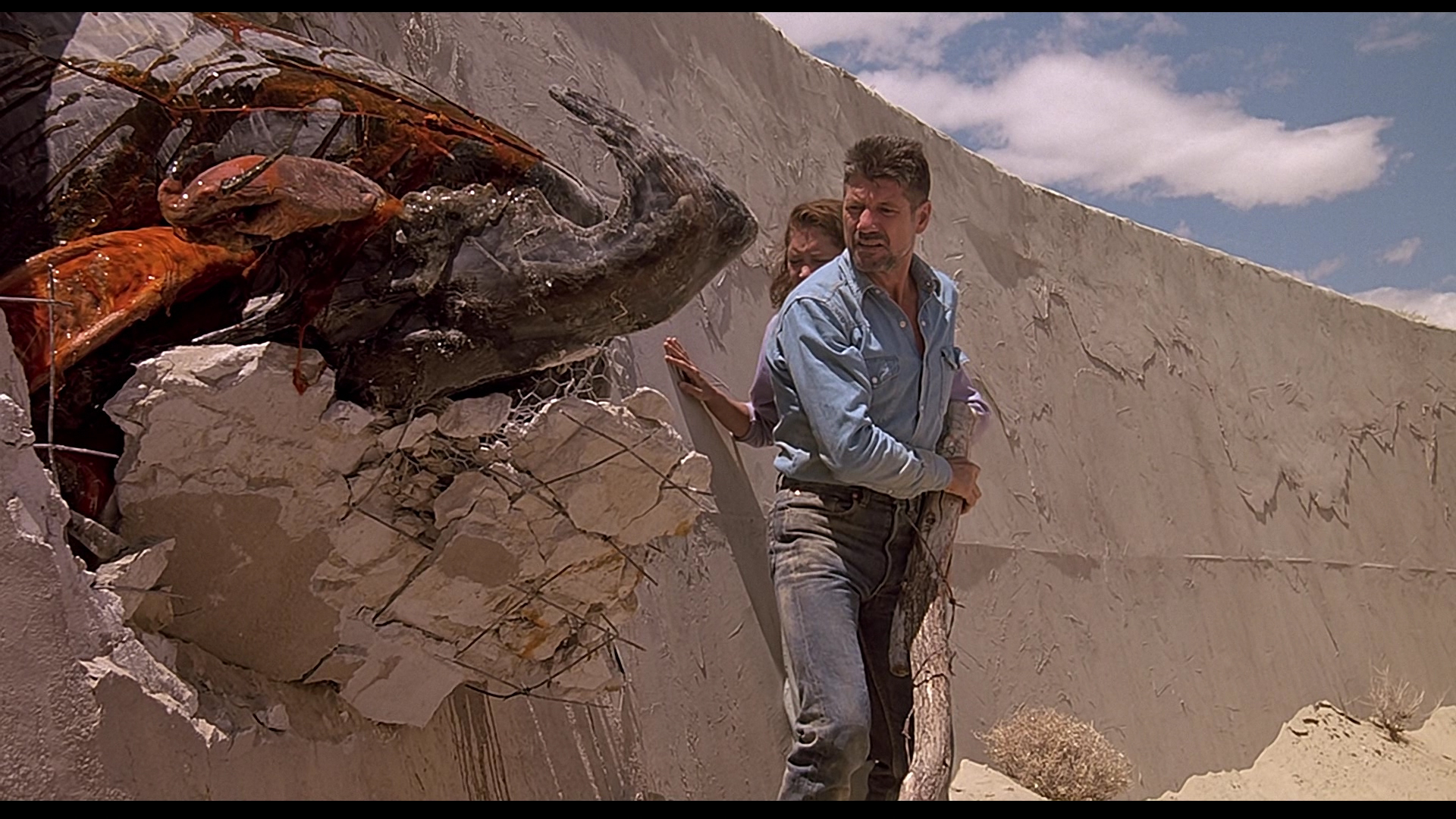 31 days of horror tremors
