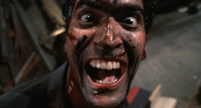 Bruce Campbell - Evil Dead 2