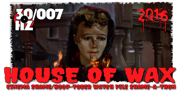 House of Wax - 31 Days of Horror
