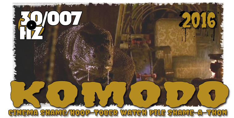 komodo 31 days of horror
